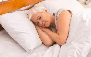 איכות השינה בגיל השלישי